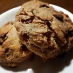 混ぜて焼くだけ、ココナッツオイルと全粒粉のスコーンは簡単ヘルシー