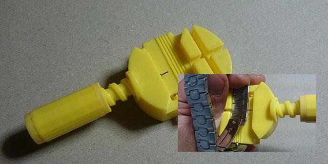 ダイソー時計工具