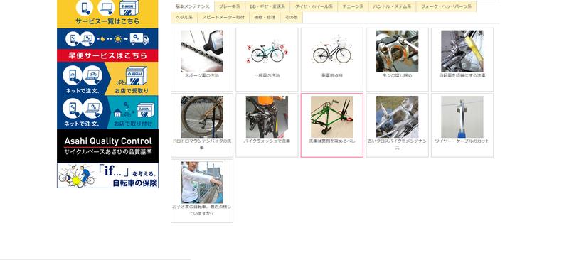 自転車の知識